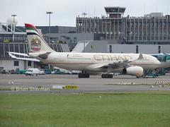 Etihad Airbus A330 - Pushing back - Dublin (Irish Transport Pictures) Tags: dublin canada aircraft air delta airbus boeing aer ryanair 777 dub aerlingus a330 767 737 a320 dublinairport luxair ethiopian lingus 787 transat eidw ethopianairlines ethopianairlines787