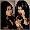 I looove this one :-) (Sabine Mondestin) Tags: comic comicart sabinemondestin queensabine drawing wine winelover superhero marvel marvelcomic dc dccomic