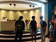 Pottery (roamingtummy) Tags: taichung taichungcity taiwan tw theroamingtummy nationalmuseumofnaturalscience travel museum