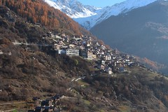 Isrables (bulbocode909) Tags: valais suisse isrables villages maisons forts paysages neige automne