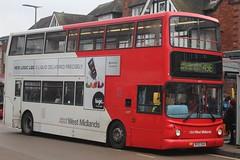National Express West Midlands Dennis Trident 2/Alexander ALX400 4371 (BV52 OAH) (Yardley Wood) (john-s-91) Tags: nationalexpresswestmidlands dennistrident2 alexanderalx400 4371 bv52oah solihull route49e logic