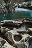 Pools (M3tr1c) Tags: rock cliff stone pool water wet river ocean flow curve blue snow green nature waterfall washington moulton park outdoor lewis