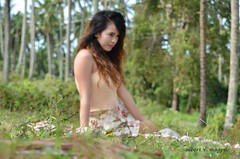 DSC_1271 (albertmagpile) Tags: mountain nature sceneries philippines 2017 style icon road photography nikon canon view tagaytay calaca matipok batangas green clean coconuttree dress halterdress skirt longdress
