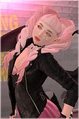 Pink Haze (Magnus Vale) Tags: magnusvale magnus vale emvee secondlife second life 6doo bento mesh blues epiphany sanarae kiiko violetta pixicat re realevil real evil egosumaii gacha letre industries vinyl moon elixir