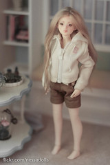 Margot (Hazy Eyes and Dolls) Tags: merrydollround merry doll round nuria bjd tiny