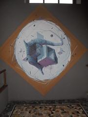 367 (en-ri) Tags: etnik lilla bianco 3d cerchio torino wall muro graffiti writing
