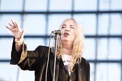 Happy Birthday, Patti Smith! (kirstiecat) Tags: pattismith punk folk music concert festival riotfest canon goneagain peaceandnoise dreamoflife gungho happybirthday