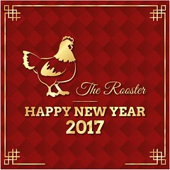 free vector Red Rooster as animal symbol of Chinese New year 2017 (cgvector) Tags: 2017 abstract animal art asian background bird chicken chinese cock cockerel concept decoration design graphic hieroglyph illustration isolated new red rooster sign silhouette symbol traditional vector white year zodiac newyear happynewyear winter party chinesenewyear wallpaper color happy celebration holiday event happyholidays china winterbackground