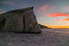 WEB-Dreamsicle (Smilin-Faces) Tags: lakesakakawea nd 2017 winter ice is nice sunset
