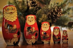 Happy Orthodox Christmas! (BreezyWinter) Tags: happyorthodoxchristmas orthodoxchristmas christmas orthodox celebration tradition history matryoshka russiandolls nativityonjanuary decorations christmaseve christisborn христоссероди