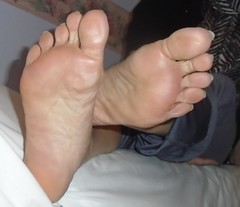 You inquisitive Asian mature feet