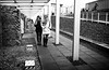 - visit an exhibition - (-wendenlook-) Tags: sw bw monochrome street streetphotography sony alpha7ii zeiss 3528 1125 iso100 berlin topographiedesterrors a7ii f4