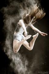 (rebekkaweigand) Tags: same lega fit photoshoot workshop photography powder hair blondie dancer dance jump