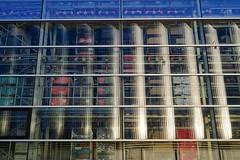 Ernsting's Warehouse – Architekt: Santiago Calatrava (franz-wegener.de) Tags: sonyfe35mmf28za santiagocalatrava ernstingswarehouse coesfeld sonya7 spiegelung