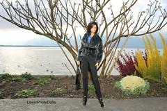 Barbie Versace Sesion Lago (Lewis021124) Tags: barbie versace suiza suisse sesion lewis look lewisphotodolls libre aire airelibre naturaleza fr2 fr model montreux supermodel bellezon arbol