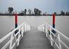 Puebla del rio (Sevilla) (CS12_) Tags: line muelle river rio sevilla seville spain españa puebla coria agua barcos barco bn selectivo blanco negro water nature