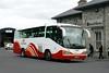 SC28 on Cavan to Athlone Service at Longford. (D464-Darren Hall) Tags: scania longford buseireann sc28 irizarcentury 04d24969