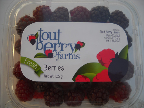Boysenberry First Tout Berry package a May 21, 2015