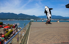 Digital Orca (Clayton Perry Photoworks) Tags: canada vancouver football spring downtown bc fifa soccer douglascoupland womansworldcup explorebc explorecanada jackpooleplaza digitalorca fifawwc