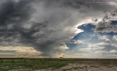 Summer Storm (Chains of Pace) Tags: cloud storm classic oklahoma clouds landscape country guymon