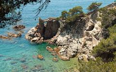 Camí de Ronda - Lloret (Jesus Arpon) Tags: españa costa trekking europa cataluña mediterráneo gerona lloretdemar tossademar camíderonda deportesdetierra