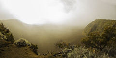 Plaine des sables (Zartan delajungle) Tags: reunion clouds island rocks ile des nuages brouillard volcan plaine enclos cafre randonnelemornelangevin2015