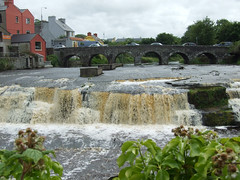 clare 048edit (barry.oshea) Tags: ireland sea white black water clare donkey ennistymon lehinch