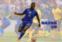 nazon20 (ruberMdesign) Tags: cup sport gold haiti soccer nazon