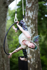 Tangle performs Intersections. Photo by Michael Ermilio