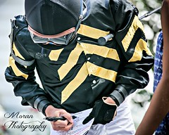 Jockey Autograph (EASY GOER) Tags: summer horses horse ny newyork sports beauty race canon athletics track saratoga competition upstate running racing course event 5d ponies athletes tradition races sporting spa thoroughbred equine exciting thoroughbreds markiii