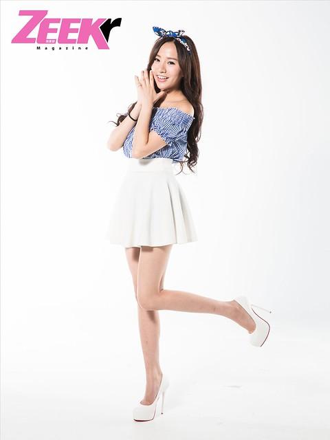 ZEEK Girl-洋裝3