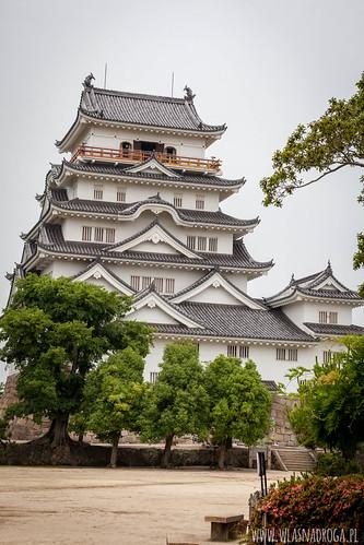 Zamek w Fukuyamie