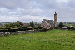 Saul Church   [Explore] (Eskling) Tags: saul church stpatrick christianity ireland ancient memorial replica