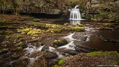 West Burton Falls (roseysnapper) Tags: nikkor2470f28 nikond810 northyorkshire westburtonfalls circularpolarizer river waterfall landscape outdoor peaceful tranquil