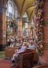 Festive Holy Mass, Laurentiuskerk, Heemskerk, 2016 (pmhudepo) Tags: church kerk churchservice kerkdienst laurentiuskerk stlawrence heemskerk leicamptyp240 leicasummicronm352asph