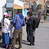 Cusco Street Scene (oxfordblues84) Tags: peru cusco cuscoprovence oat overseasadventuretravel peruvians peruvian people pedestrians teens teenagers payphone woman peruvianwoman boys sidewalk uniform books schoolboys schoolboy schooluniform cuscostreetscene