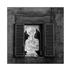 Mostra (Jean-Louis DUMAS) Tags: sienne madonne bw noretblanc noiretblanc sal70200g