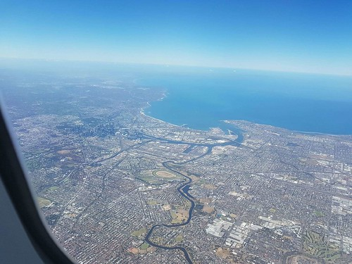 QF480 Perth to Melbourne, 12 January 2017