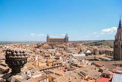 Tejados de Toledo (Leandro Fridman) Tags: toledo españa europa tejados urbano ciudad cielo nikon d60 nikond60