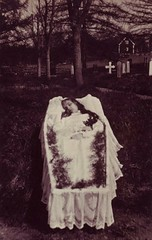 In Repose (Midnight Believer) Tags: death coffin casket graveyard cemetery corpse dead finalrestingplace creepy spooky
