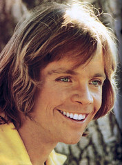 Mark Hamill, 1978 (Tom Simpson) Tags: markhamill 1978 1970s starwars actor celebs lukeskywalker vintage movie film