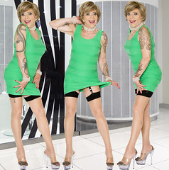 home14069-71 (Ann Drogyny) Tags: shoes legs heels crossdress crossdresser crossdressing cd tv tg ts transvestite transgender transsexual tranny tgirl glamour pinup mature cute sexy stockings nylons suspenders garters