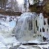 Tiffany Falls in Winter (Lois McNaught) Tags: tiffanyfalls hamiltonontariocanada ancaster scene falls waterfall ice winter outdoor nature landscape