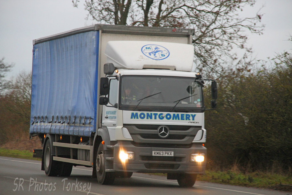 The world 39 s best photos of montgomery and truck flickr for Mercedes benz montgomery road
