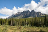 Castle Mountain (PaVaMo) Tags: canada alberta banffnationalpark castlemountain eisenhowertower bowvalleyparkway