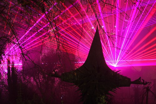 Festival of Light and Sound, Eden Project