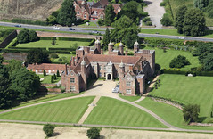 Melford Hall - National Trust Property in Suffolk aerial image (John D F) Tags: melfordhall nationaltrust suffolk aerial aerialphotography aerialimage aerialphotograph aerialimagesuk aerialview viewfromplane droneview hirez hires highresolution britainfromabove britainfromtheair eastanglia longmelford