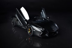 LP700. (张憨憨) Tags: ifttt 500px lamborghini aventador lp700 car model dream scale black studio mattle