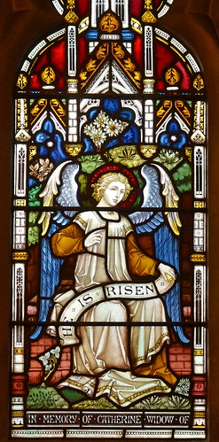 Catherine Campbell Window