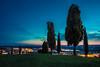 Magic dusk (Ettore Trevisiol) Tags: nikon landscape friuliveneziagiulia fagagna tramonto sunset bluehour